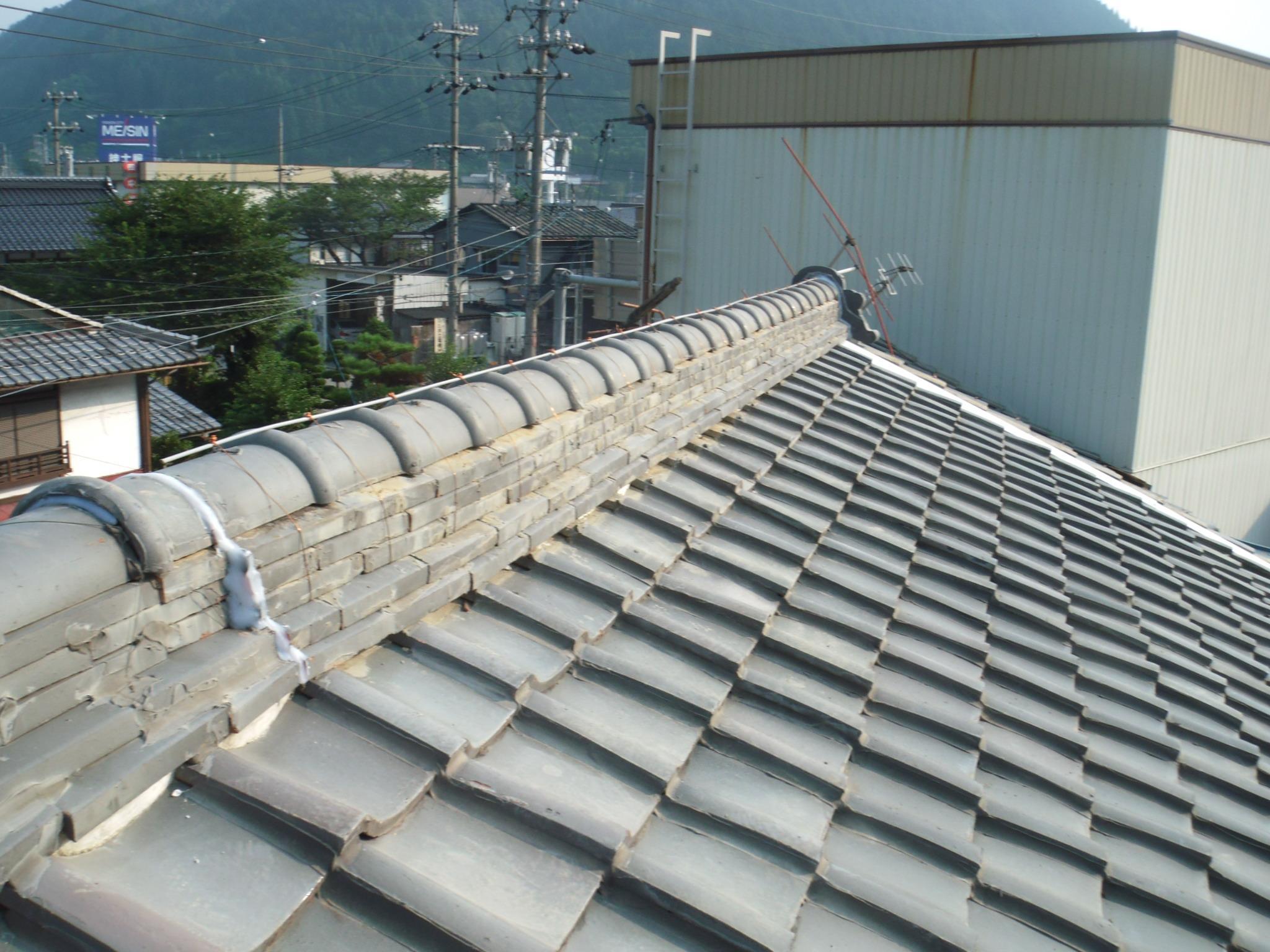屋根修理 岐阜県