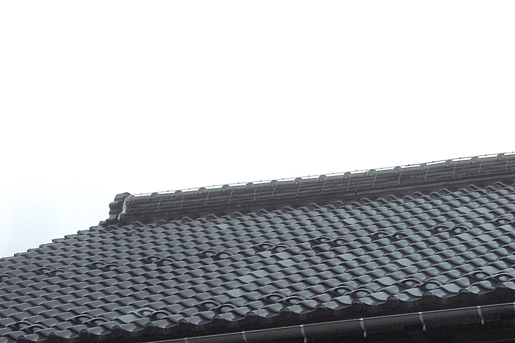 岐阜県 屋根修理 棟