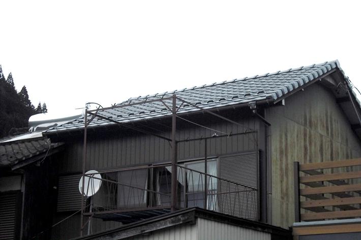 岐阜県 屋根葺き替え