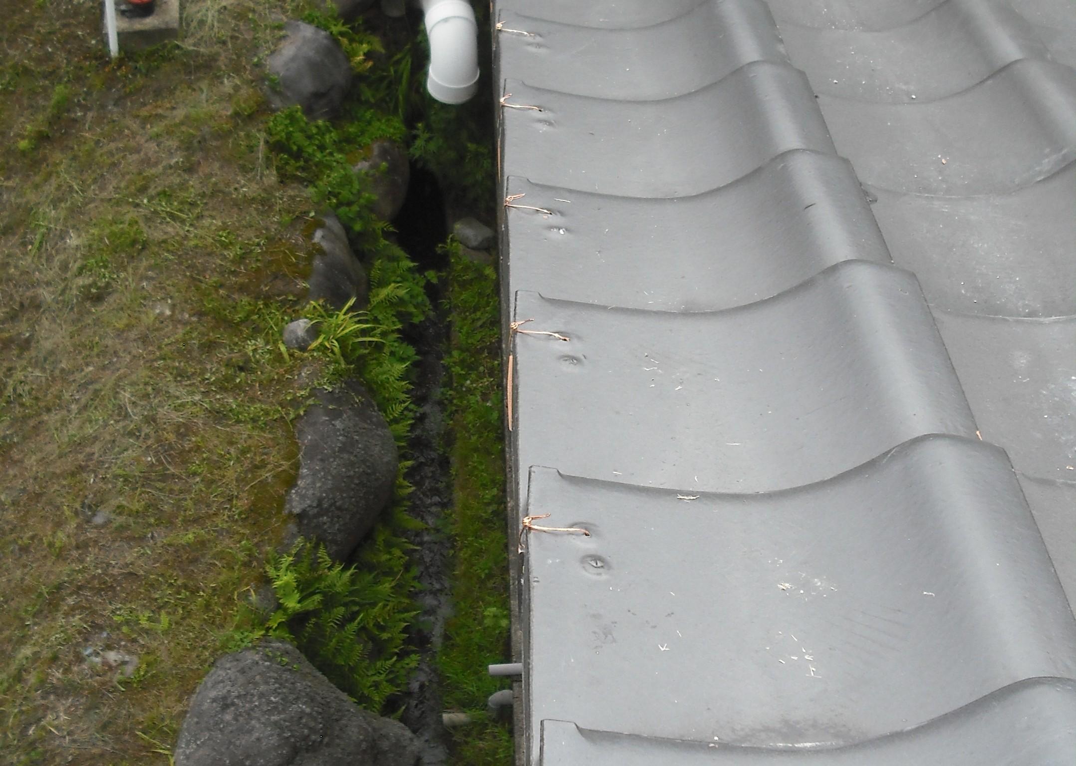 岐阜県 屋根修理  雪害