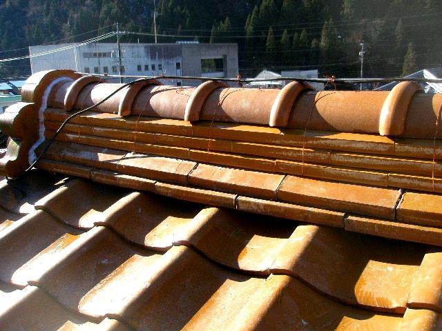 岐阜県 屋根修理 雨漏り