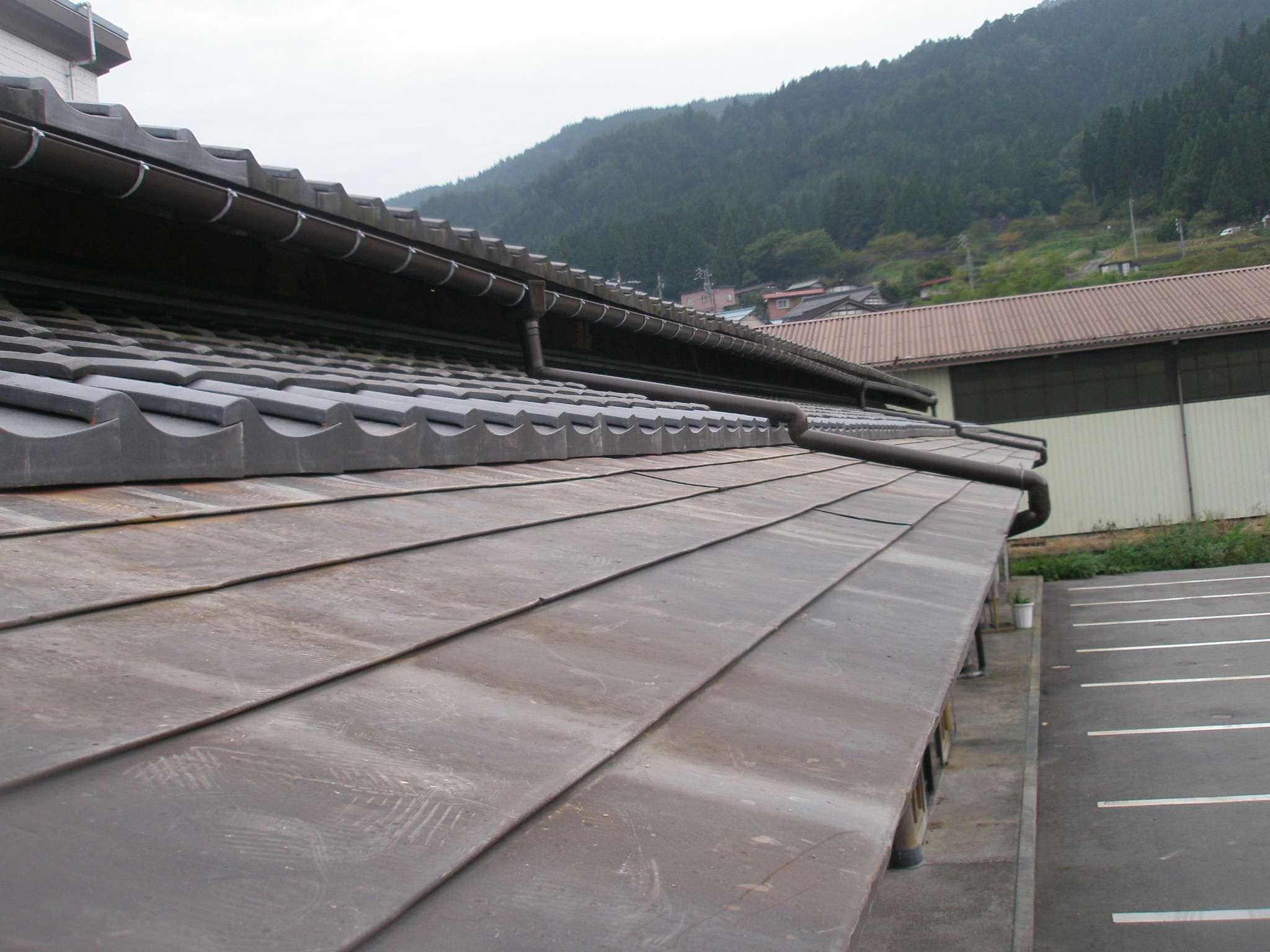 屋根修理 渡辺瓦 岐阜
