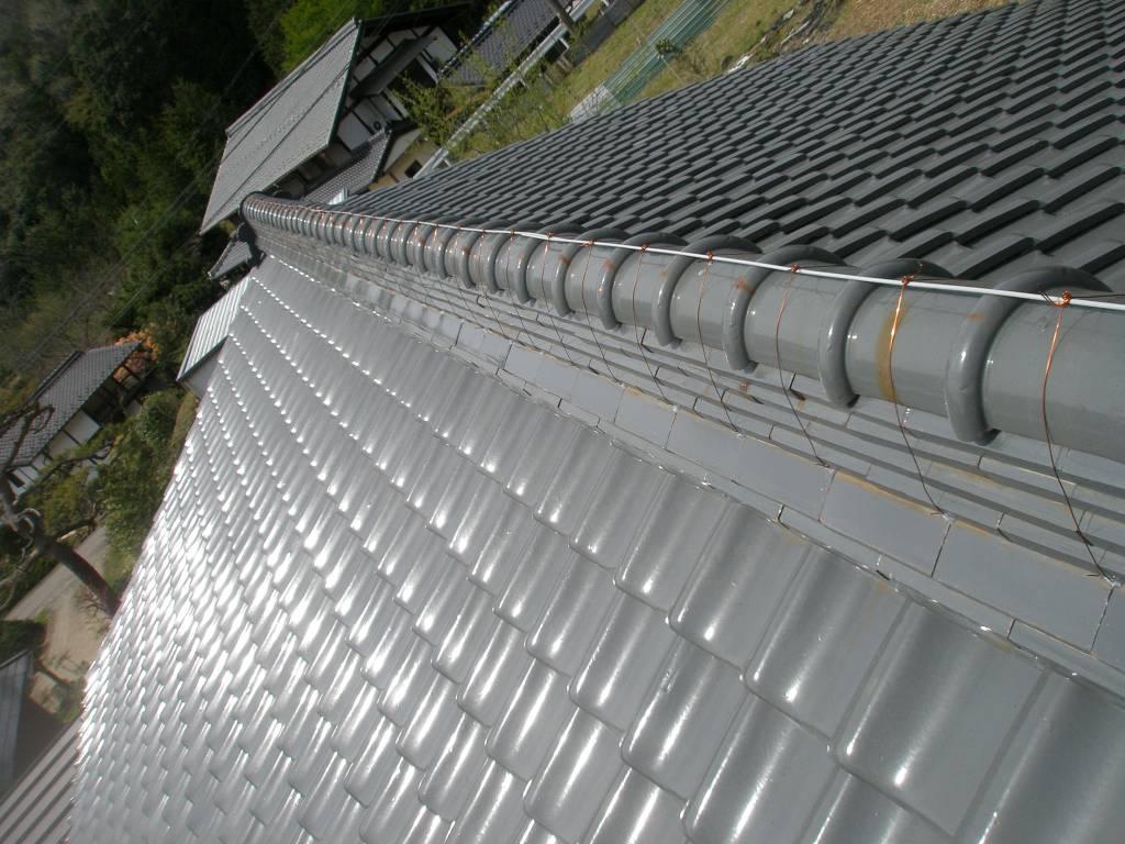 岐阜 渡辺瓦店 屋根修理