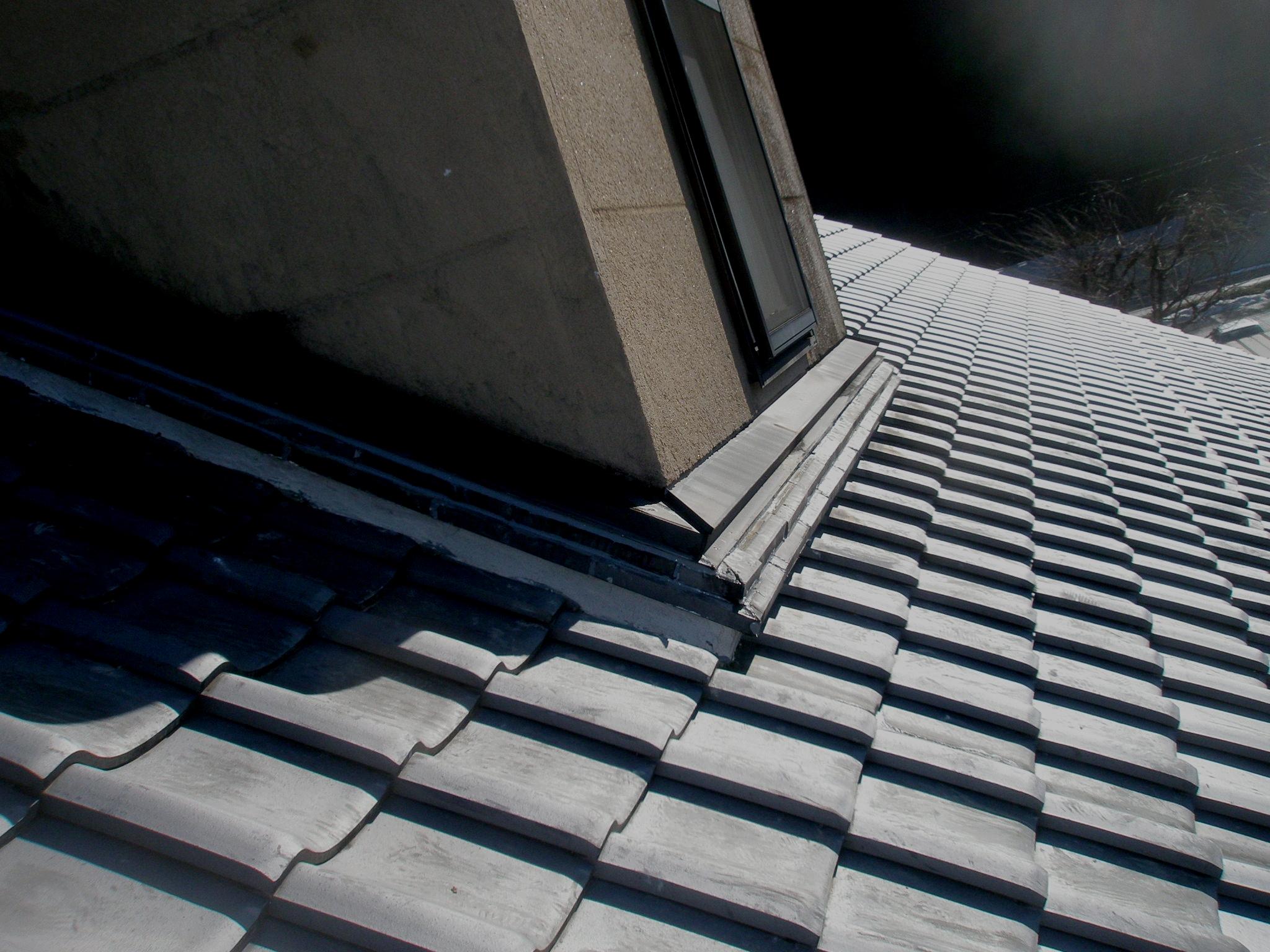 岐阜県 屋根雨漏り修理