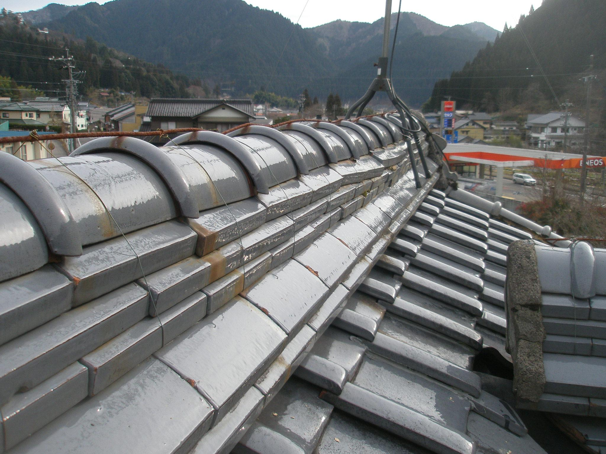 岐阜県 屋根修理