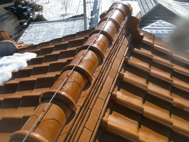 岐阜県 屋根修理 黄金の瓦